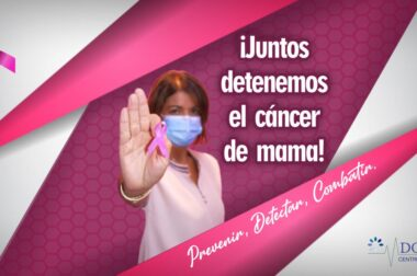 Campaña Cinta Rosada – Cáncer Mamario